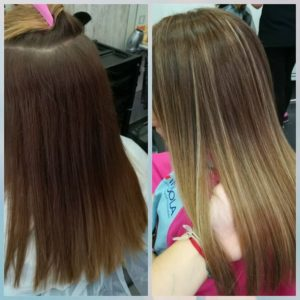 Mechas babylight